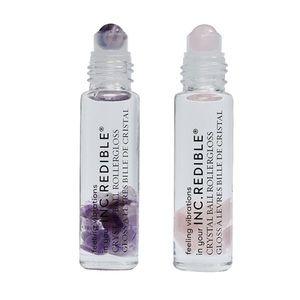 Crystal Ball Rollergloss Lip Gloss Duo